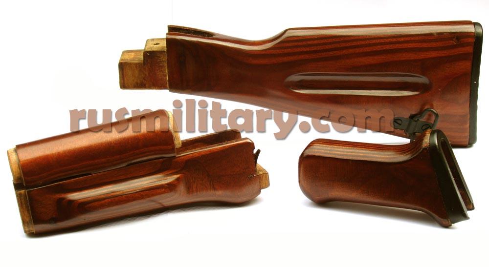 ak svd laminated wooden furniture handguards buttstocks