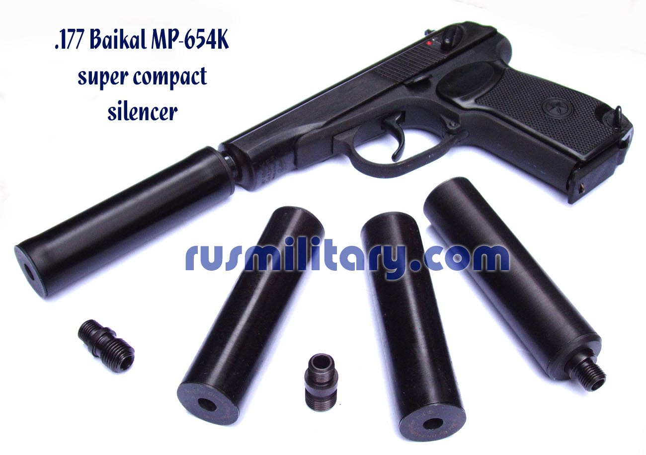 Baikal MP-654K Makarov 177 air pistol