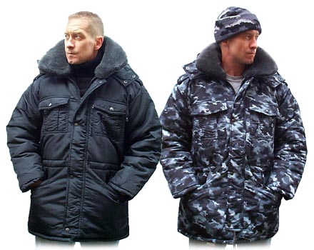 M4 Russian Winter Jacket