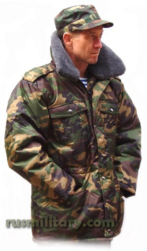 290689c2726 M4 Russian Winter Jacket