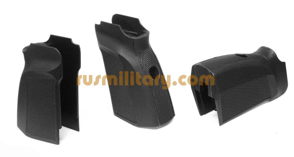 Holster Makarov PM MP654k Leather Case Gun Belt Concealed Carry Pistol Black