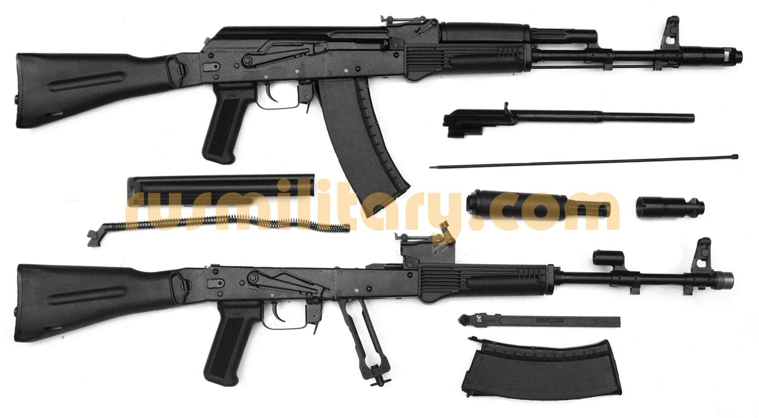 Ak74m: AK-74M Yunker-4 Air Rifle